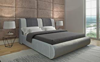 Čalouněná postel PLATINUM 140 výběr látek
