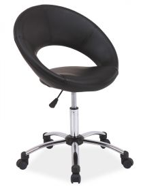 Kancelářské křeslo Q-128 černá