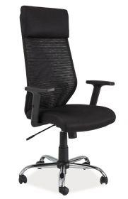 Kancelářské křeslo Q-211 černá