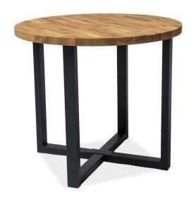 Jídelní stůl ROLF dub masiv