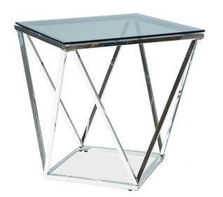 Konferenční/odkládací stolek SILVER B