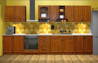 Kuchyně SIMONA 260 olše bez PD