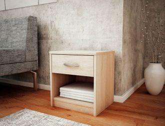 Noční stolek MARK 026 dub sonoma