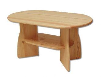 Konferenční stolek TS-112, masiv borovice