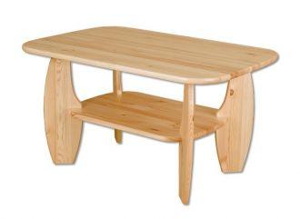 Konferenční stolek TS-113 , masiv borovice
