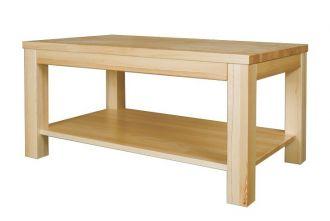 Konferenční stolek TS-117, masiv borovice