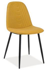 Jídelní čalouněná židle TEO A curry