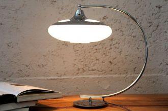 stolní lampa LUNA LOGO