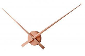 Nástěnné hodiny MODERN COPPER