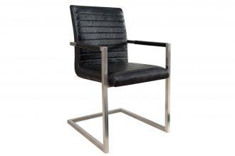 Židle IMPERIAL BLACK I
