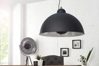 stropní svítidlo STUDIO BLACK SILVER