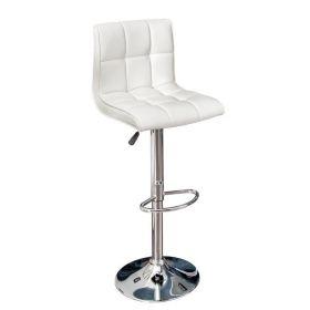 Barová židle MODENA WHITE