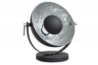 stolní lampa STUDIO BLACK SILVER