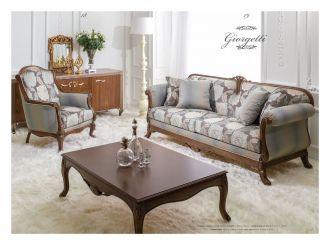 luxusní sedací souprava 3 SET GIORGETTI LUXUS