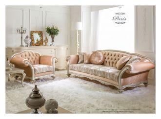 luxusní sedací souprava 3 SET PARIS LUXUS