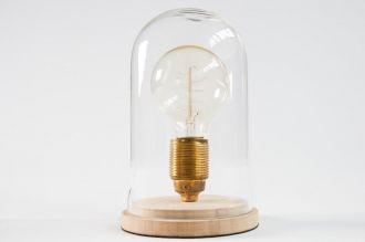 stolní lampa EDISON RETRO