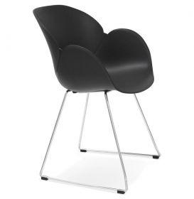 židle TEXINA BLACK