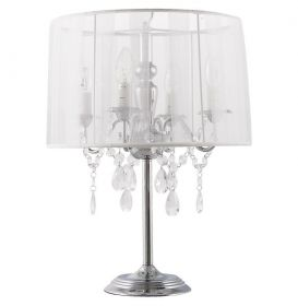 stolní lampa COSTES WHITE