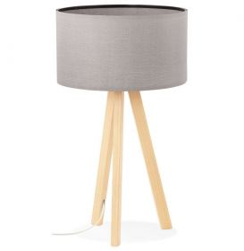 stolní lampa TRIVET GRAY