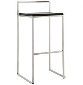 barová židle WIEN BLACK