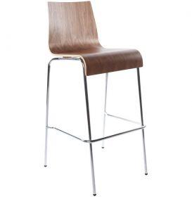 barová židle PARIS WALNUT