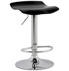 barová židle BLUR BLACK