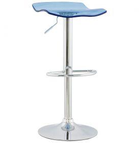 barová židle BLUR BLUE