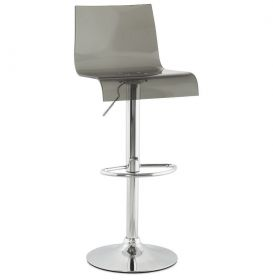 barová židle MILANO GREY