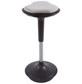barová židle DISC GREY