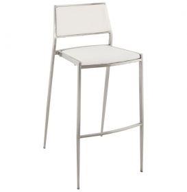 barová židle VENECIA WHITE