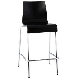 barová židle BONN BLACK