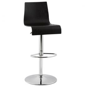 barová židle CRETE BLACK