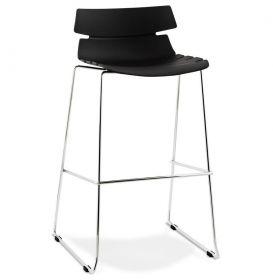 barová židle MIAMI BLACK