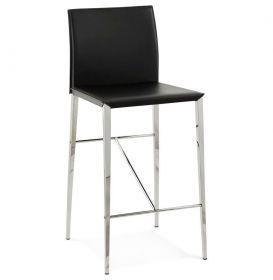 barová židle LUANDA BLACK