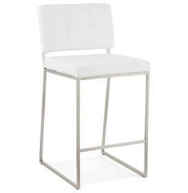 barová židle BARON WHITE
