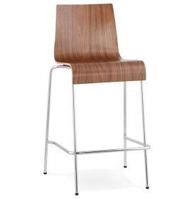 barová židle BENIN WALNUT