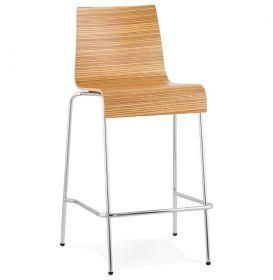 barová židle BENIN ZEBRANO