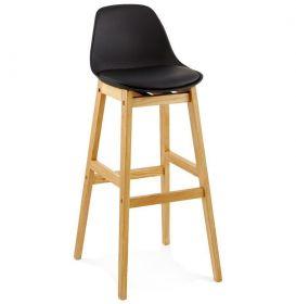 barová židle ROSEAU BLACK