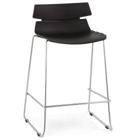 barová židle ACCRA BLACK