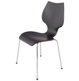 židle MOERTO BLACK
