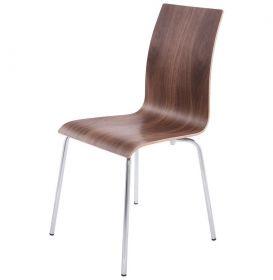 židle NOAIDA WALNUT