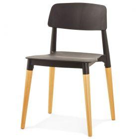 židle TUNIS BLACK