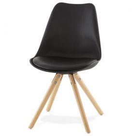 židle NORWE BLACK
