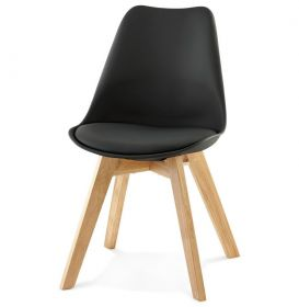 židle MASKAT BLACK