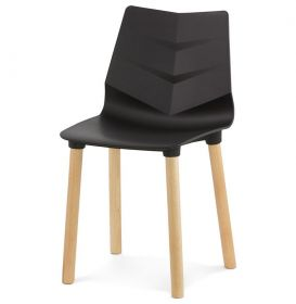 židle WELLIN BLACK