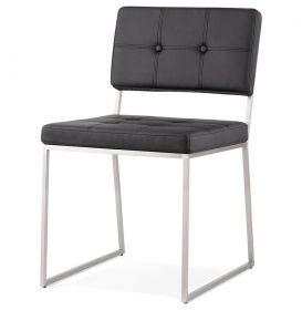 židle SOHO BLACK
