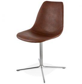 židle ITALA BROWN I