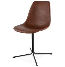 židle ITALA BROWN II
