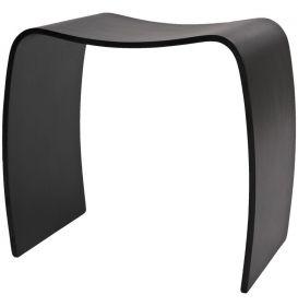 univerzální stolička WAVE BLACK