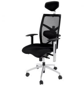 kancelářská židle NOVA BLACK